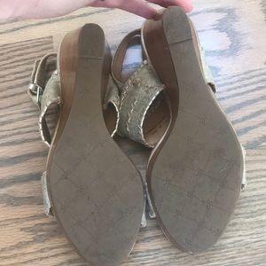 Jack Rogers Shoes - JACK ROGERS VANESSA WEDGE SANDAL- size 8.5